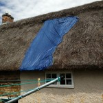 Full thatched roof repair