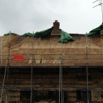 Re-Thatching Leicester