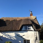 Thatched Cottage Ridging