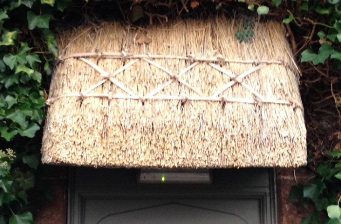 Re-thatch – Olde Coach House Pub, Ashby St Ledgers