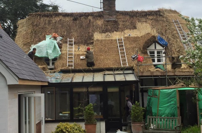 Re thatch – Didcot, Oxfordshire