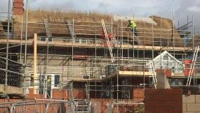 New Build Thatch – Gaydon, Warwickshire