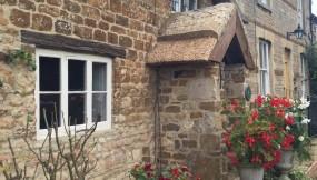 Re-thatch – Towcester, Northamptonshire