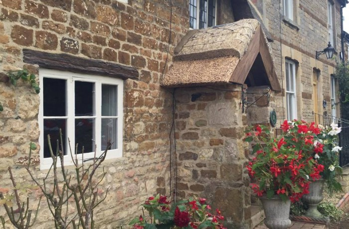 Re-thatch – Towcester, Northamptonshire