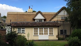 Re-Thatch – Laughton, East Sussex