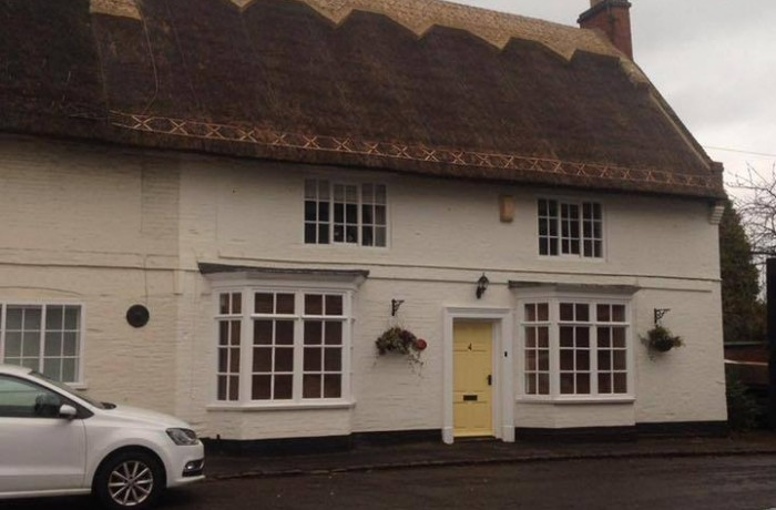 Re-Thatch – Kibworth