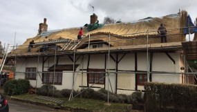 Re-Thatch – Market Bosworth