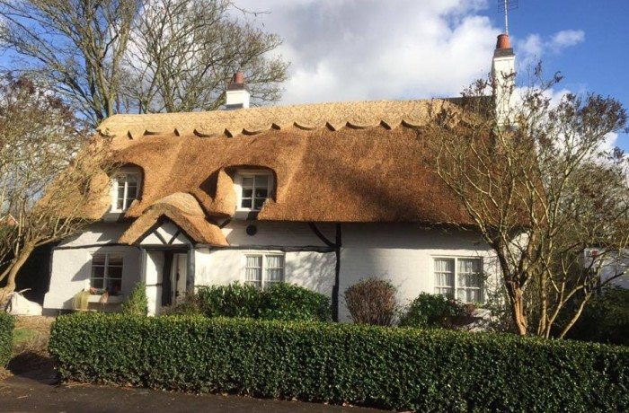 Re-Thatch – Knighton, Leicestershire