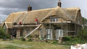 Re-Thatch – Grafton Regis, Northamptonshire
