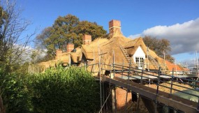 Re-Thatch – Melton Mowbray, Leicestershire