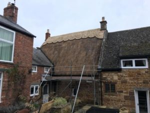 Thatch Re-Ridge Rutland