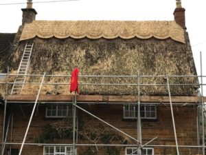 Thatched Re-Ridge Rutland