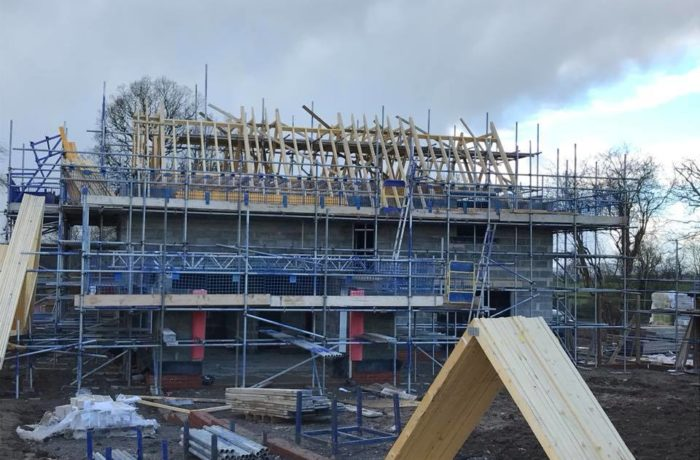 Thatching New Builds – Leicestershire
