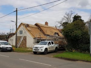 Re-Thatch-Packington