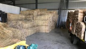 Thatch Re-Stock – Leicester, Leicestershire