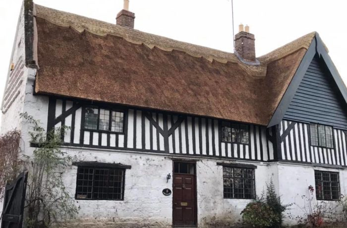 Another Thatched Roof Heads Over The Finish Line