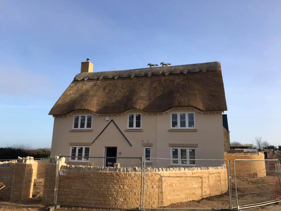 Why Get a Thatched Roof?