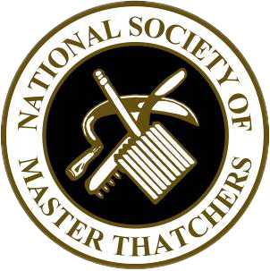 National Society of Master Thatchers logo