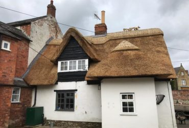 Re-Thatch – Clipston, Market Harborough