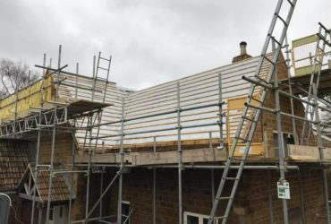 Thatched Roof Repairs – Leicestershire