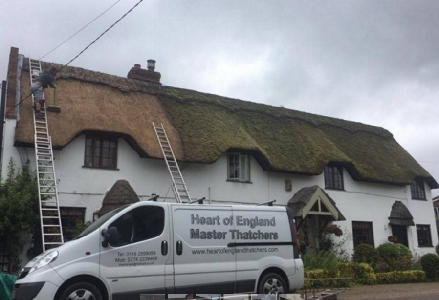 Why Should You Get Moss Removed from Your Thatched Roof?