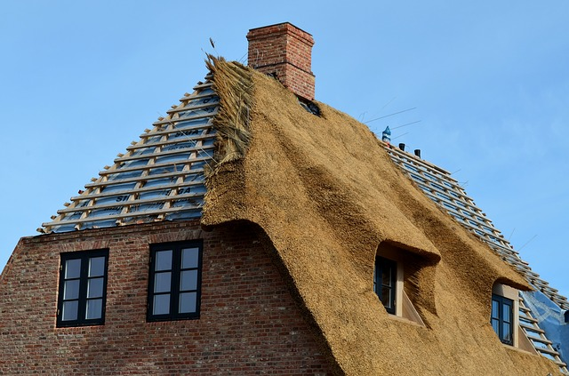 Thatched Roof Replacement