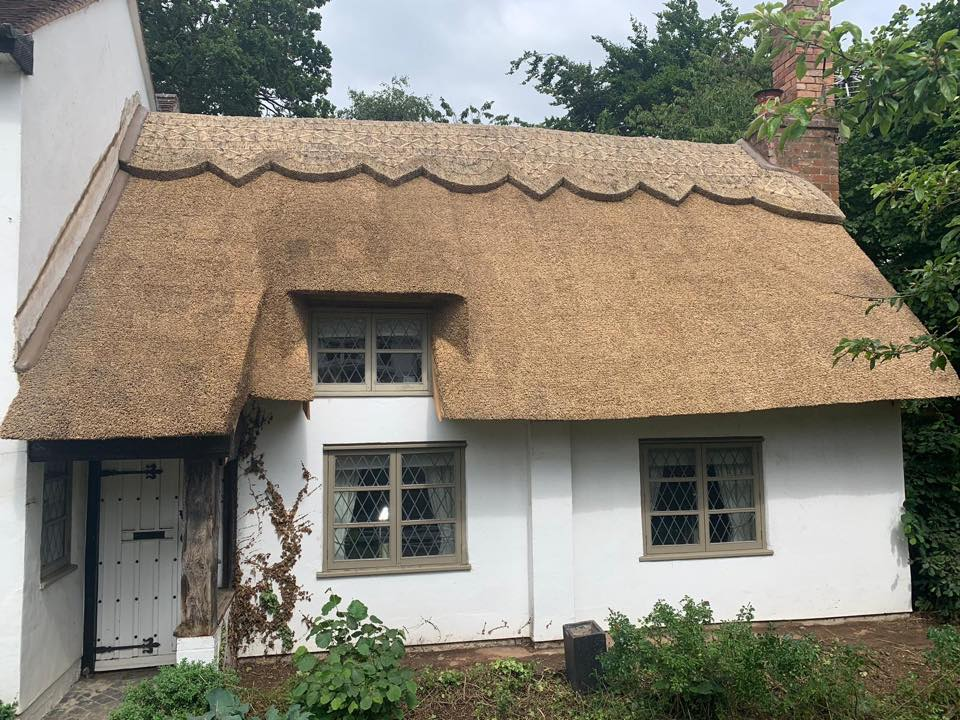 Will Thatch Stand Up To Strong Winds